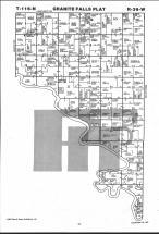 Map Image 017, Chippewa County 1984 Published by Farm and Home Publishers, LTD